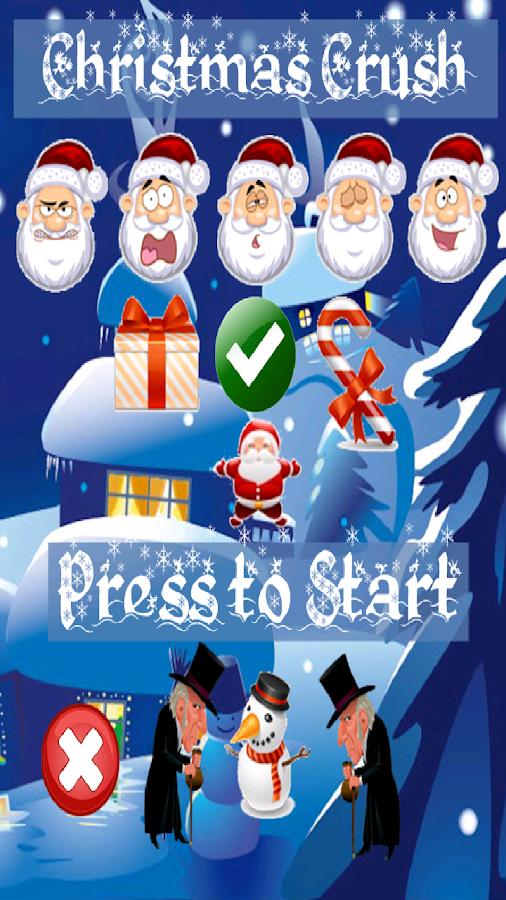 christmas crush apps on google play