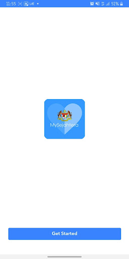 MySejahtera 1.0.2 screenshots 1