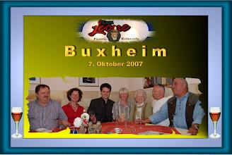 Photo: Ein schöner Familienabend im Casa Leone in Buxheim. Michael hatte eingeladen und alle sind gekommen.