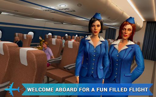 Airplane Flight Attendant -Career Job Sim  screenshots EasyGameCheats.pro 5