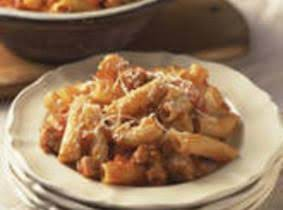 Baked Ziti - My Way Recipe