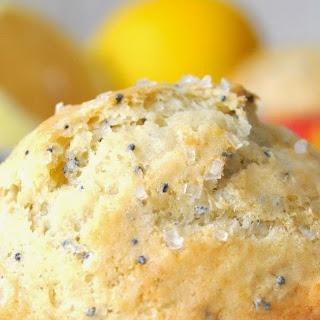 Homemade Lemon-Poppy Seed Muffins