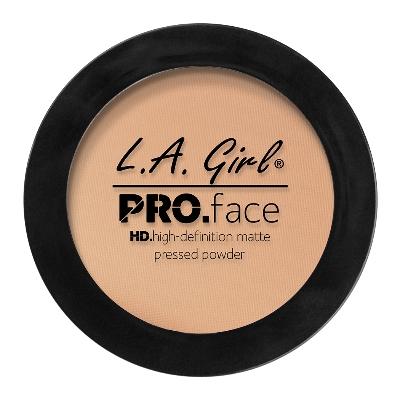 Compacto La Girl Pro Face 606 Buff