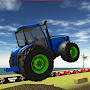Farm Tractor Extreme Stunts