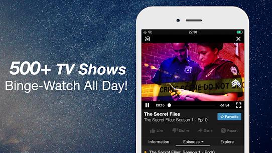 FREECABLE TV Apk: Free TV Shows, Free Movies, News 2