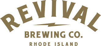 Logo for Revival Brewing Co. Pint Night