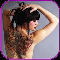 Tattoo Me Cam icon