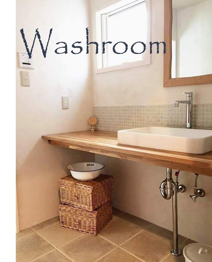 洗面室フォトギャラリートップ