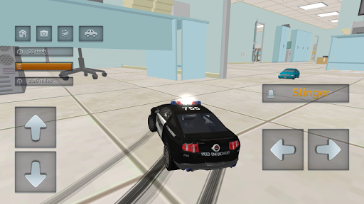 RC Car Police Chase Cop Driving  screenshots 6