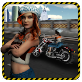 Highway Bike Rider 3D