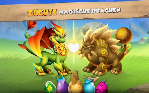 Dragon City – Miniaturansicht des Screenshots