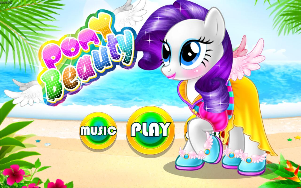 Pony Beauty Apl Android Di Google Play