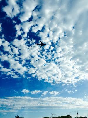 Tra le nuvole. di AntoFusco