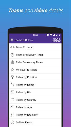 Tour Tracker u2022 La Vuelta 2018  screenshots 6