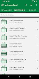 Advance Excel 4