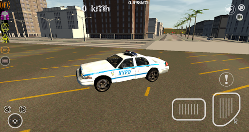 Theft and Police Game 3D
