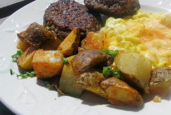 Breakfast Potatoes With Paprika Recipe