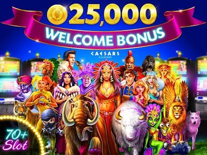 Caesars Slots and Free Casino- screenshot thumbnail