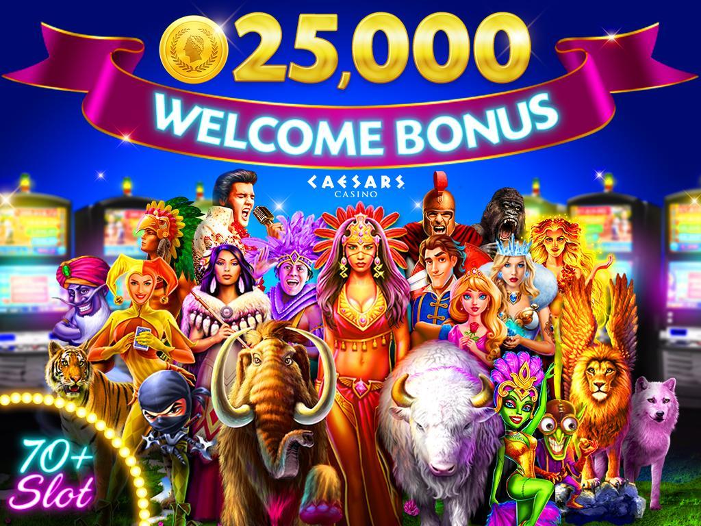 Caesars Slots and Free Casino- screenshot