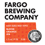 Fargo Blood Orange Infused Woodchipper