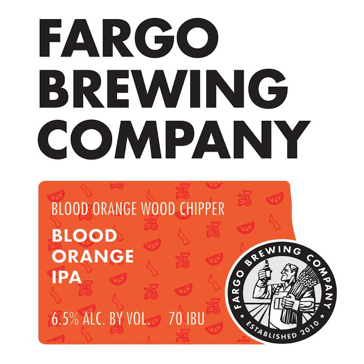 Logo of Fargo Blood Orange Infused Woodchipper