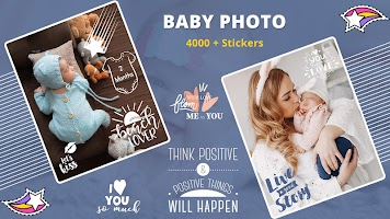 BABY MILESTONES - BABY SHOWERS - BABY PHOTO EDITOR