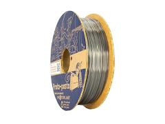 Proto-Pasta Translucent HTPLA v2 Silver Smoke - 2.85mm (.5kg)