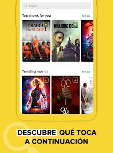 TV Time-Lleve un registro de programas y películas Screenshot