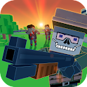 Cube Zombie Apocalypse Shooter icon