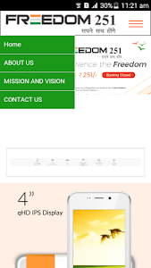 Freedom251 screenshot 1