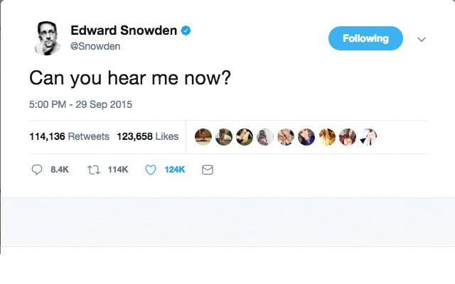 Blá Twitterhjörtu