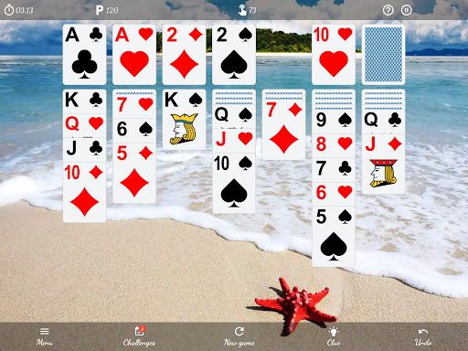 Solitaire Classic 2.1 screenshots 8