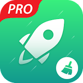 Speed Booster, Cleaner - unlimited and pro version Icon