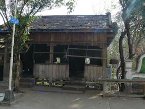 Photo: Monks quarters