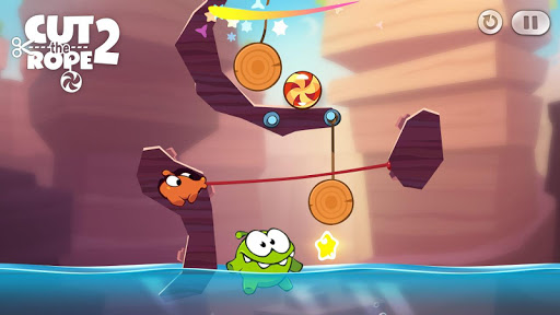 Cut the Rope 2 apkpoly screenshots 13