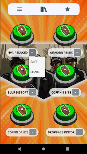 Coffin Dance | Meme Prank Soundboard screenshot 3