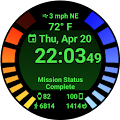 Omega Watch Face APK