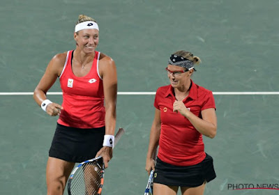 Wickmayer en Flipkens kennen tegenstandsters in openingsronde Australian Open