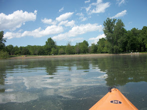 Photo: Kayaking at Knight Point State Park