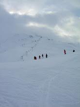 Photo: Glacier piste