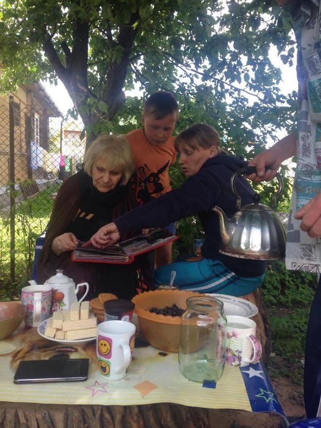 Люся навещает больного фото фото 93-69