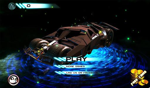 Super Traffic Racer-Heroes Car