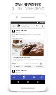 Fast - FB Alternative Client Screenshot 6