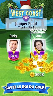 Golf Clash Capture d'écran