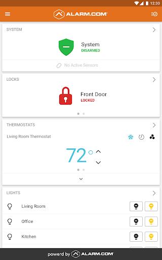 Alarm.com 4.5.9 screenshots 10