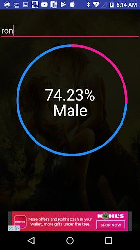 Name Sex Rating ML 1.01 screenshots 3