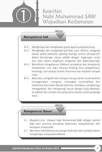 Download Buku Siswa Kelas 7 MTs SKI Revisi 2014 For PC Windows and Mac apk screenshot 3