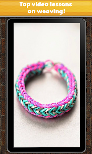 無料娱乐Appのスタイリッシュなブレスレット|記事Game