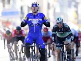 Un Italien remporte la première étape en ligne du Tour d'Italie