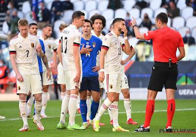 Malgré ses deux défaites en Nations League, la Belgique va conserver sa 1ère place au classement FIFA